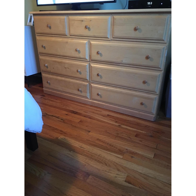 Gothic Cabinet Craft Riverdale 9 Drawer Dresser - image-5