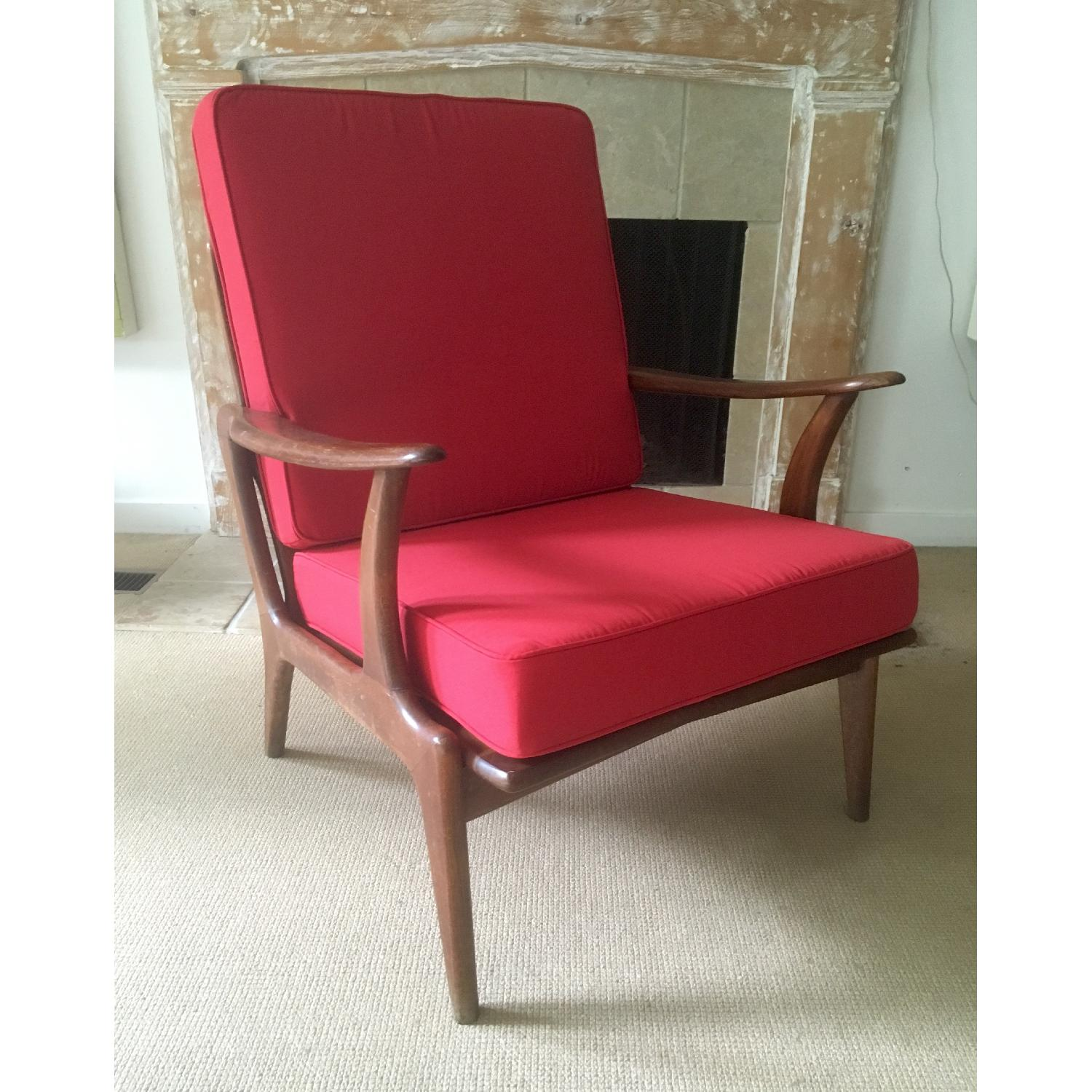 Mid Century Lounge Chair - image-2