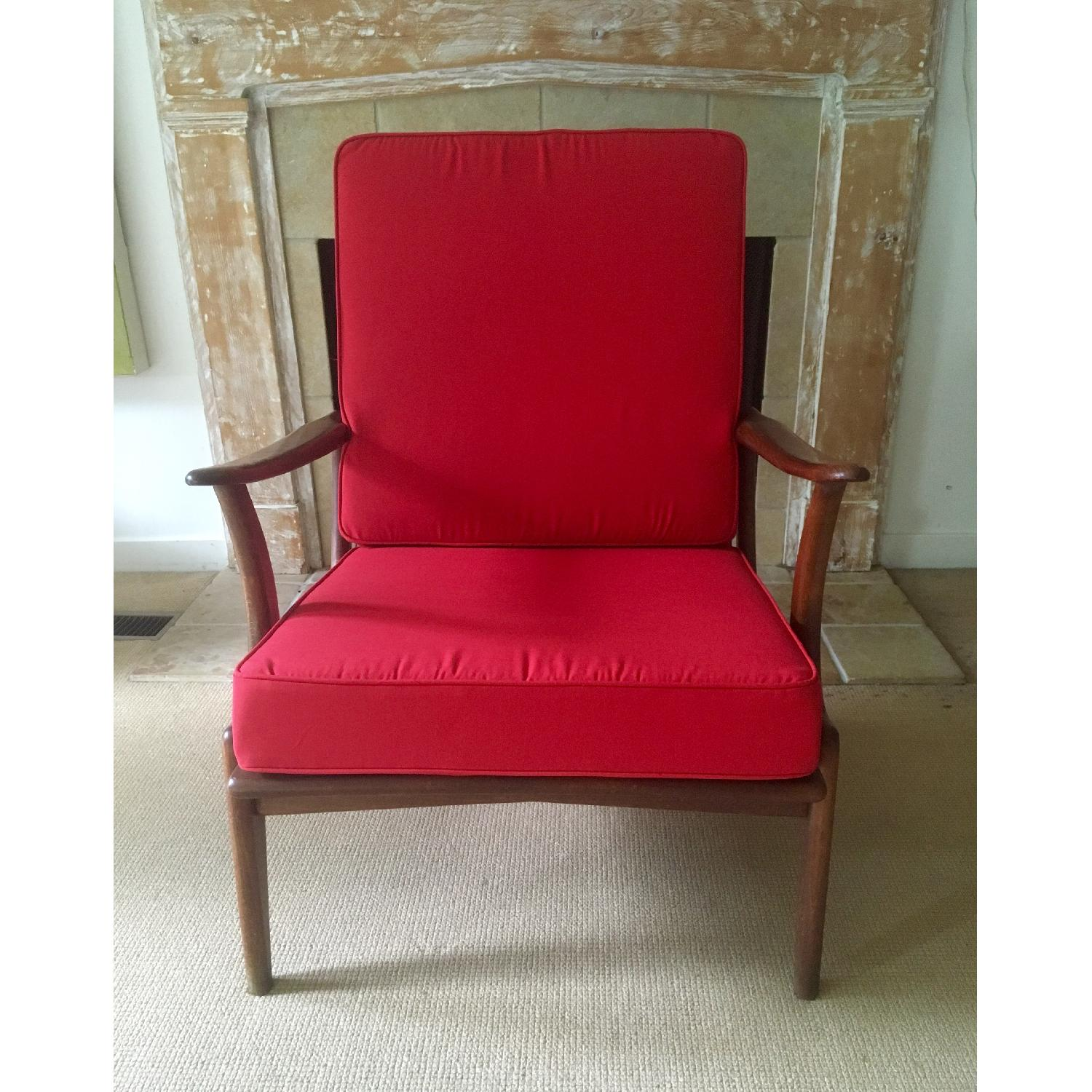 Mid Century Lounge Chair - image-3