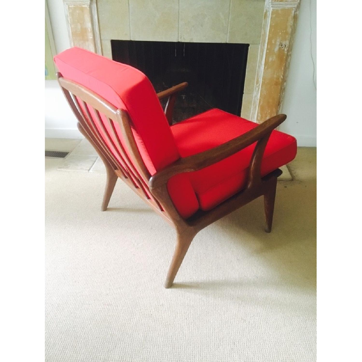 Mid Century Lounge Chair - image-4
