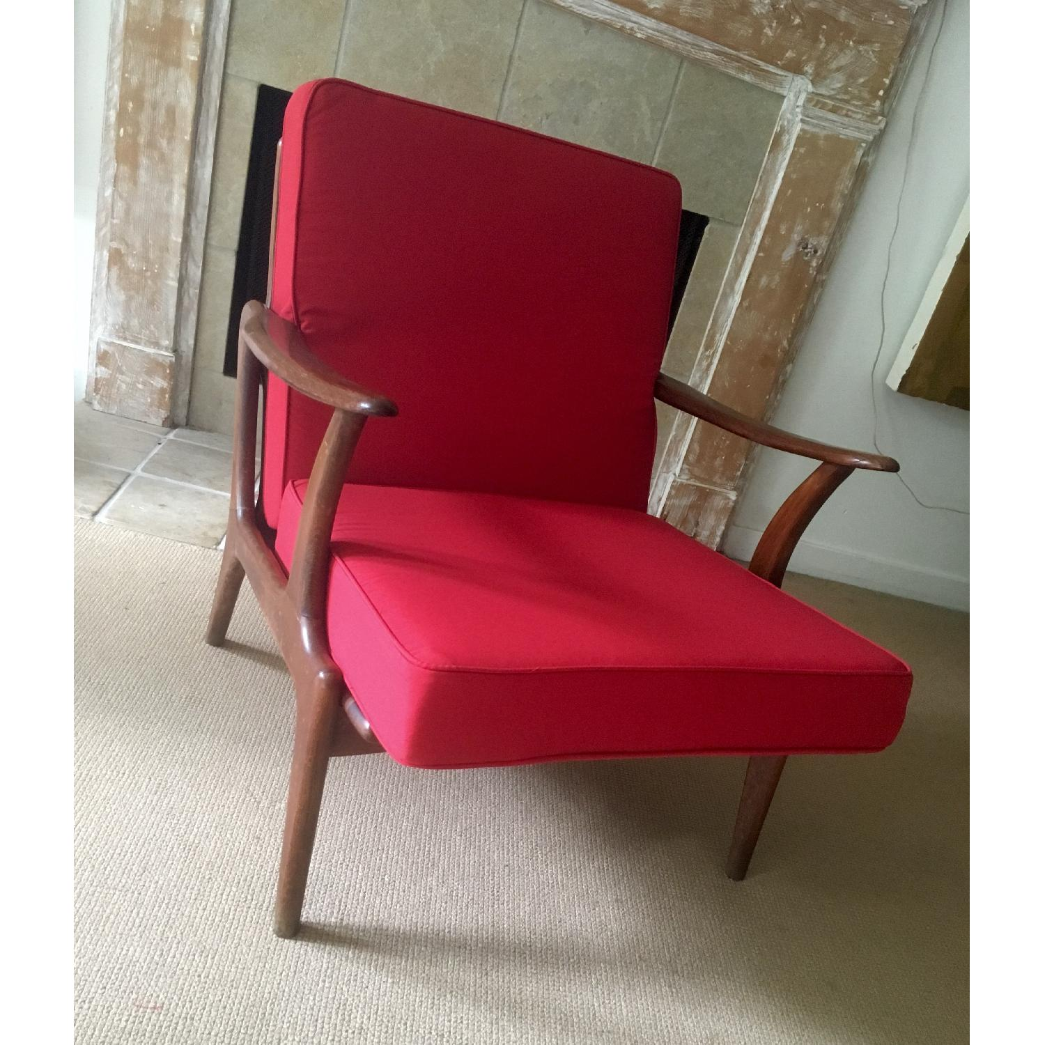Mid Century Lounge Chair - image-5