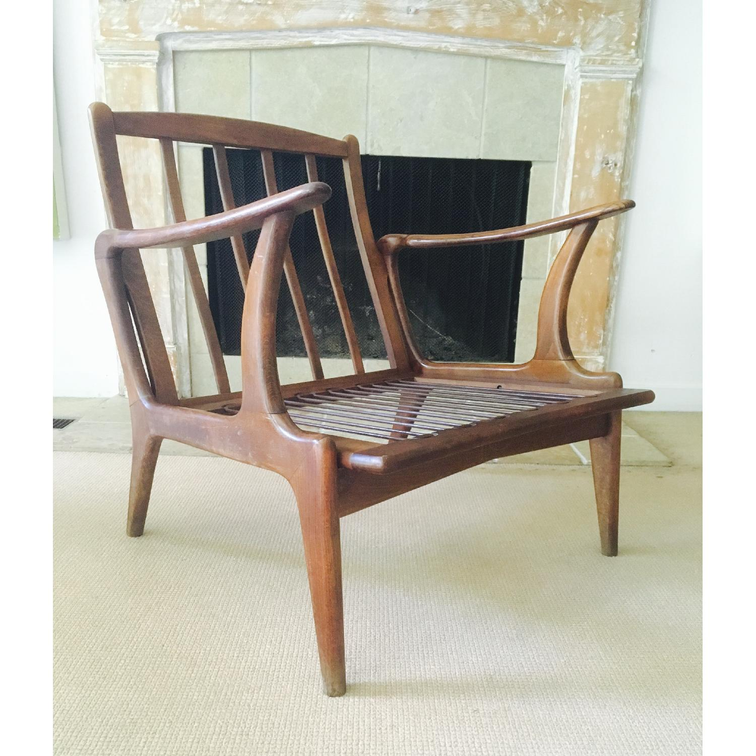 Mid Century Lounge Chair - image-7