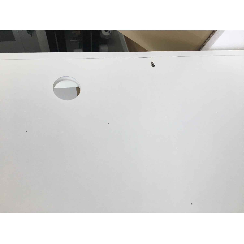 URBN Kasper Writing Desk in White - image-3