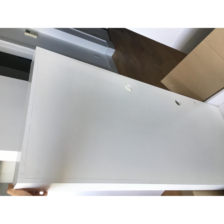 URBN Kasper Writing Desk in White - image-4