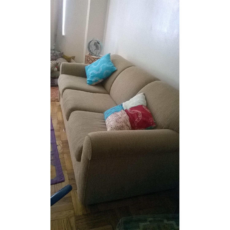 Raymour & Flanigan Portland Sleeper Sofa - image-1