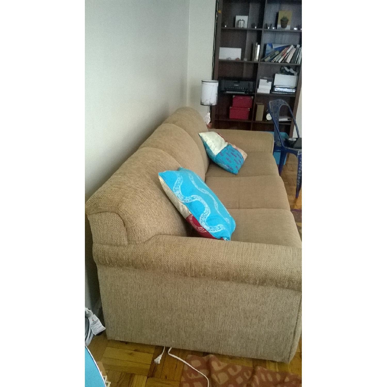 Raymour & Flanigan Portland Sleeper Sofa - image-2