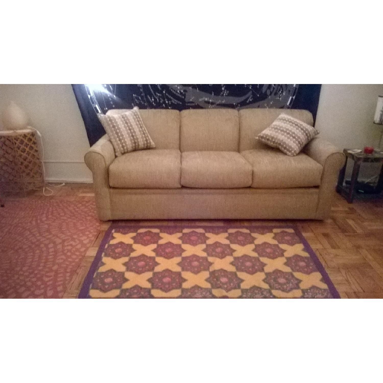 Raymour & Flanigan Portland Sleeper Sofa - image-3