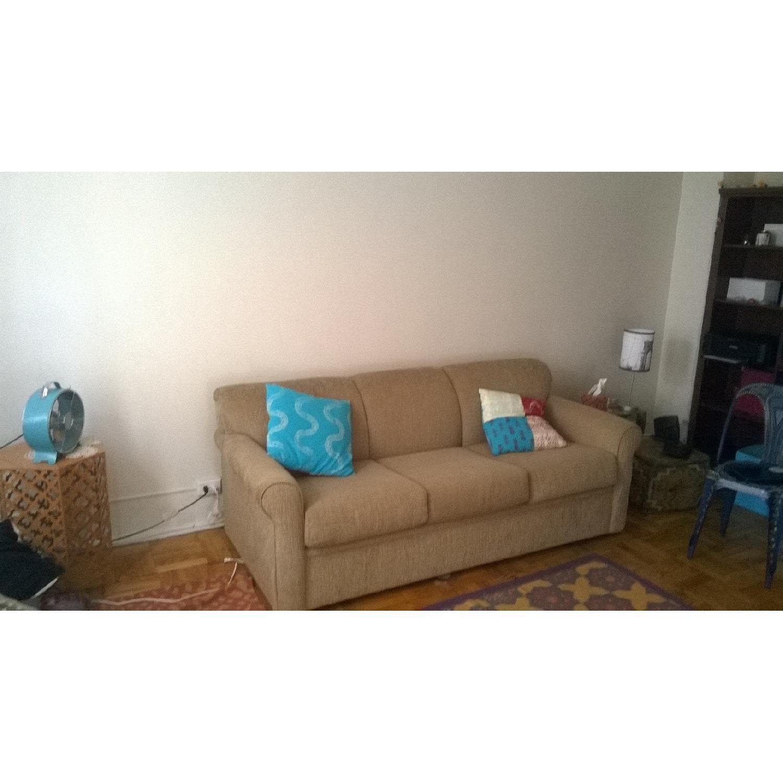 Raymour & Flanigan Portland Sleeper Sofa - image-4