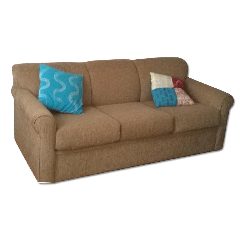 Raymour & Flanigan Portland Sleeper Sofa - image-0