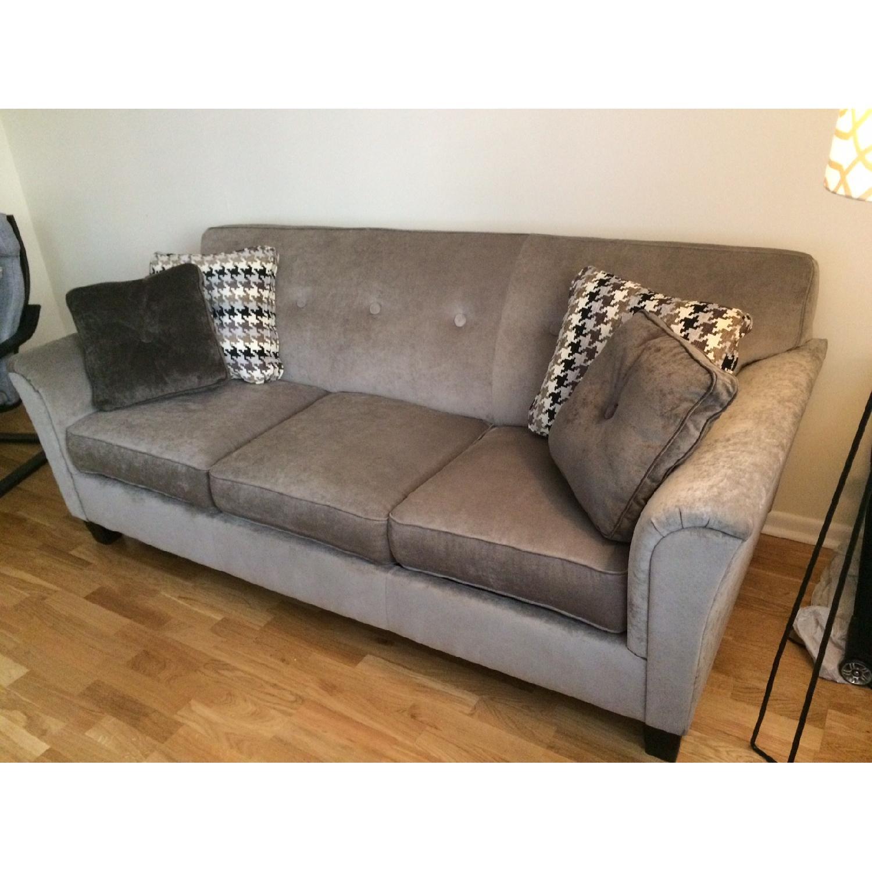 Ashley's 3-Seater Sleeper Sofa - image-4