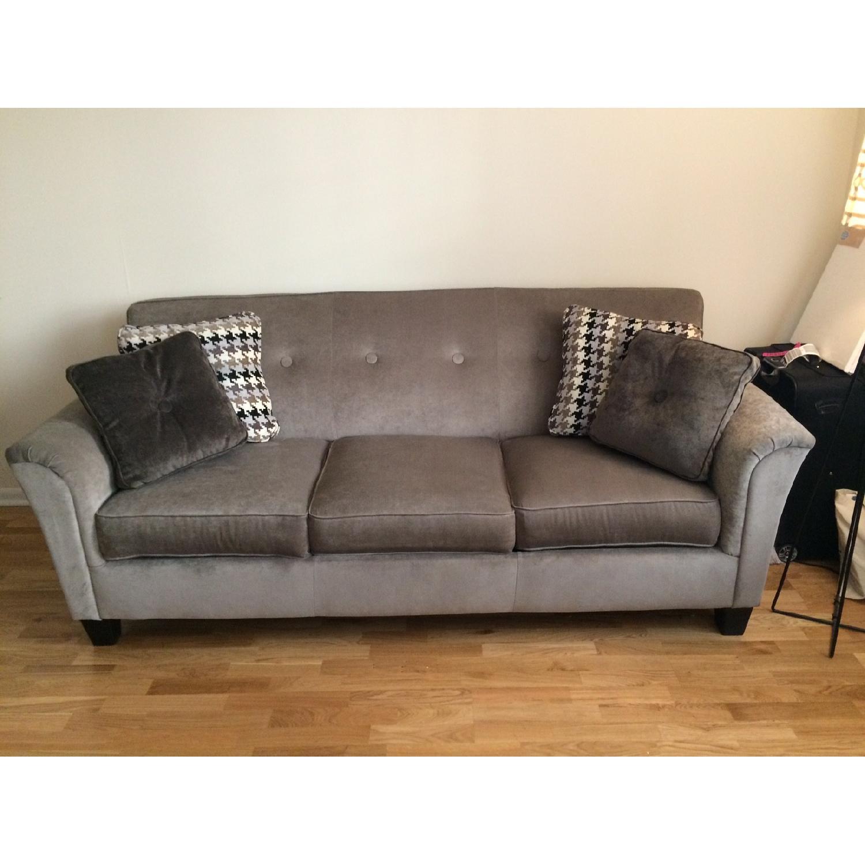 Ashley's 3-Seater Sleeper Sofa - image-5