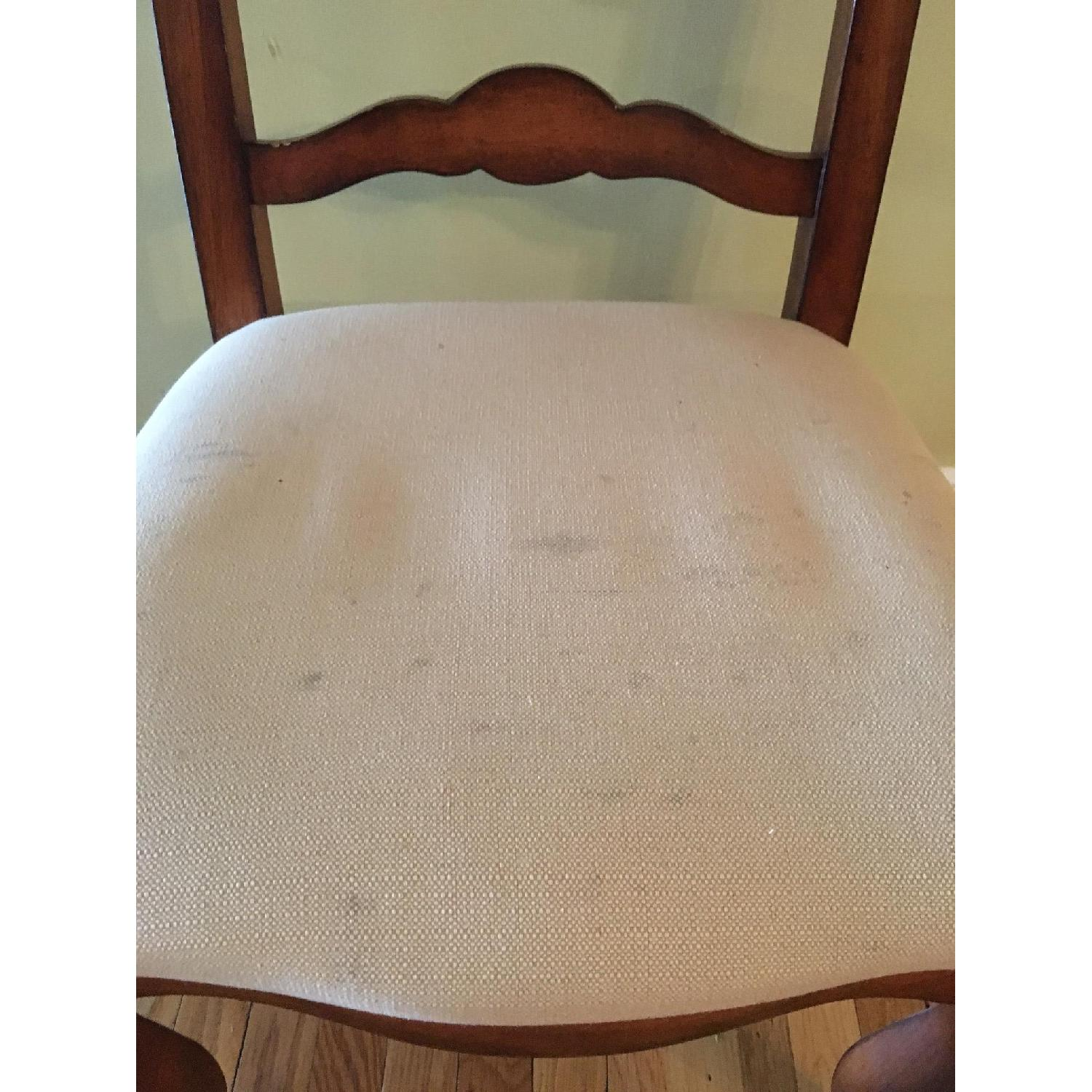 Domain Furniture Ladderback Dining Room Chairs - image-2