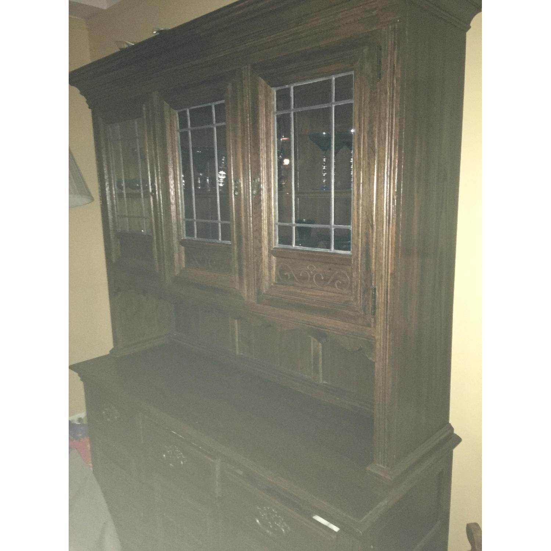 Wooden Credenza - image-1