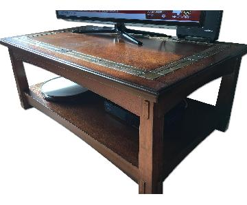 Raymour & Flanigan Coffee Table