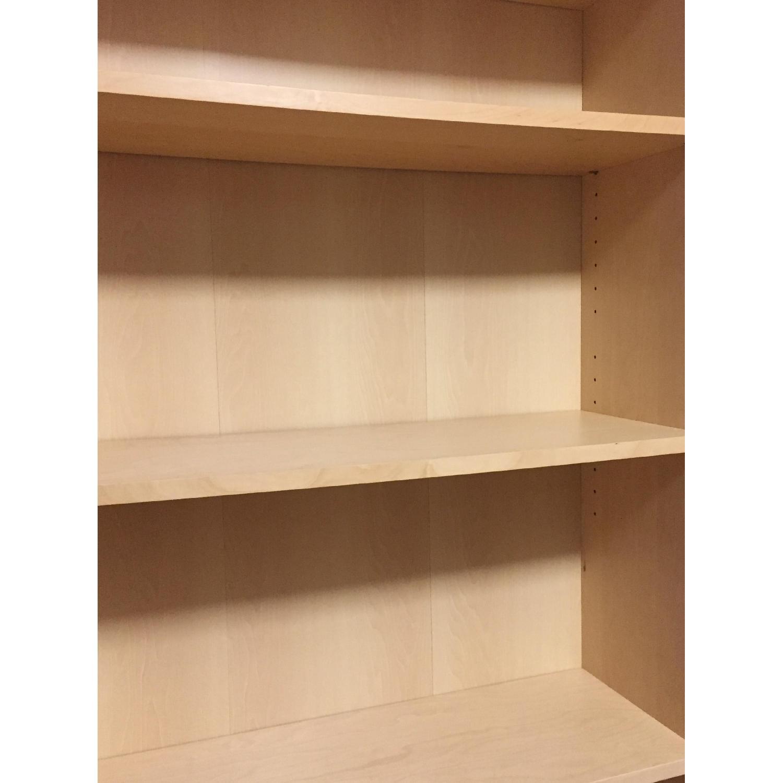 Ikea Billy Bookcases in Birch Veneer - image-3