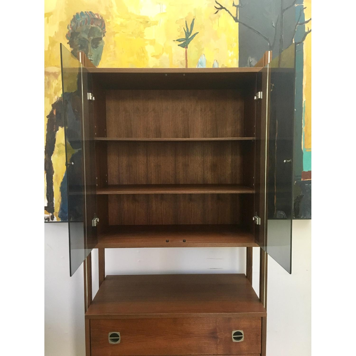 Mid Century Scandinavian Wall/Bar Unit - image-8