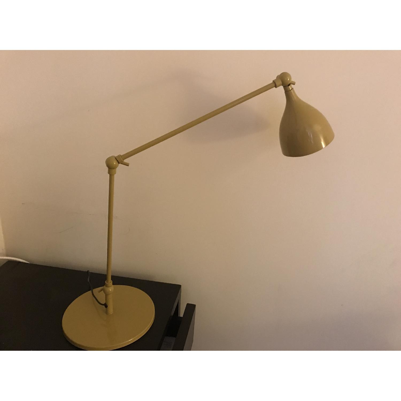 CB2 Modern Desk/Table Lamp - image-1