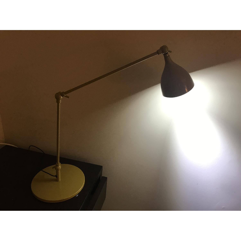 CB2 Modern Desk/Table Lamp - image-2