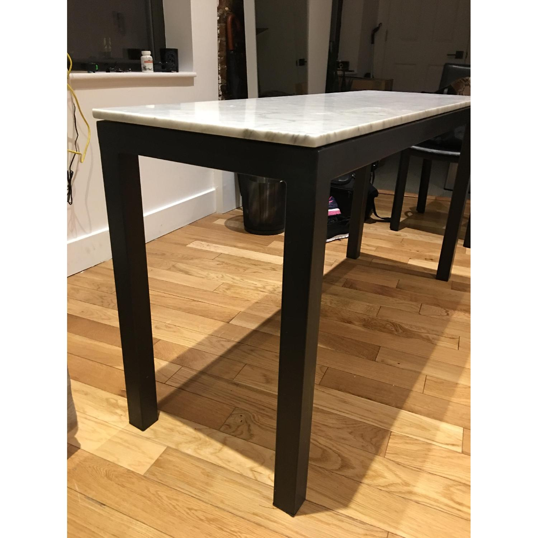 Room & Board Venatino Marble Rand Console Table - image-2