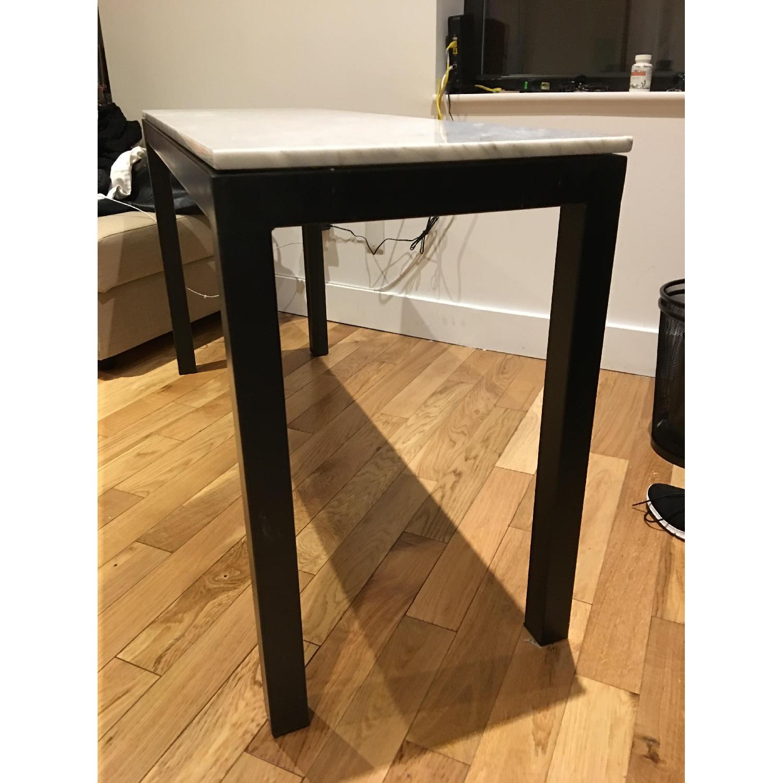 Room & Board Venatino Marble Rand Console Table - image-3