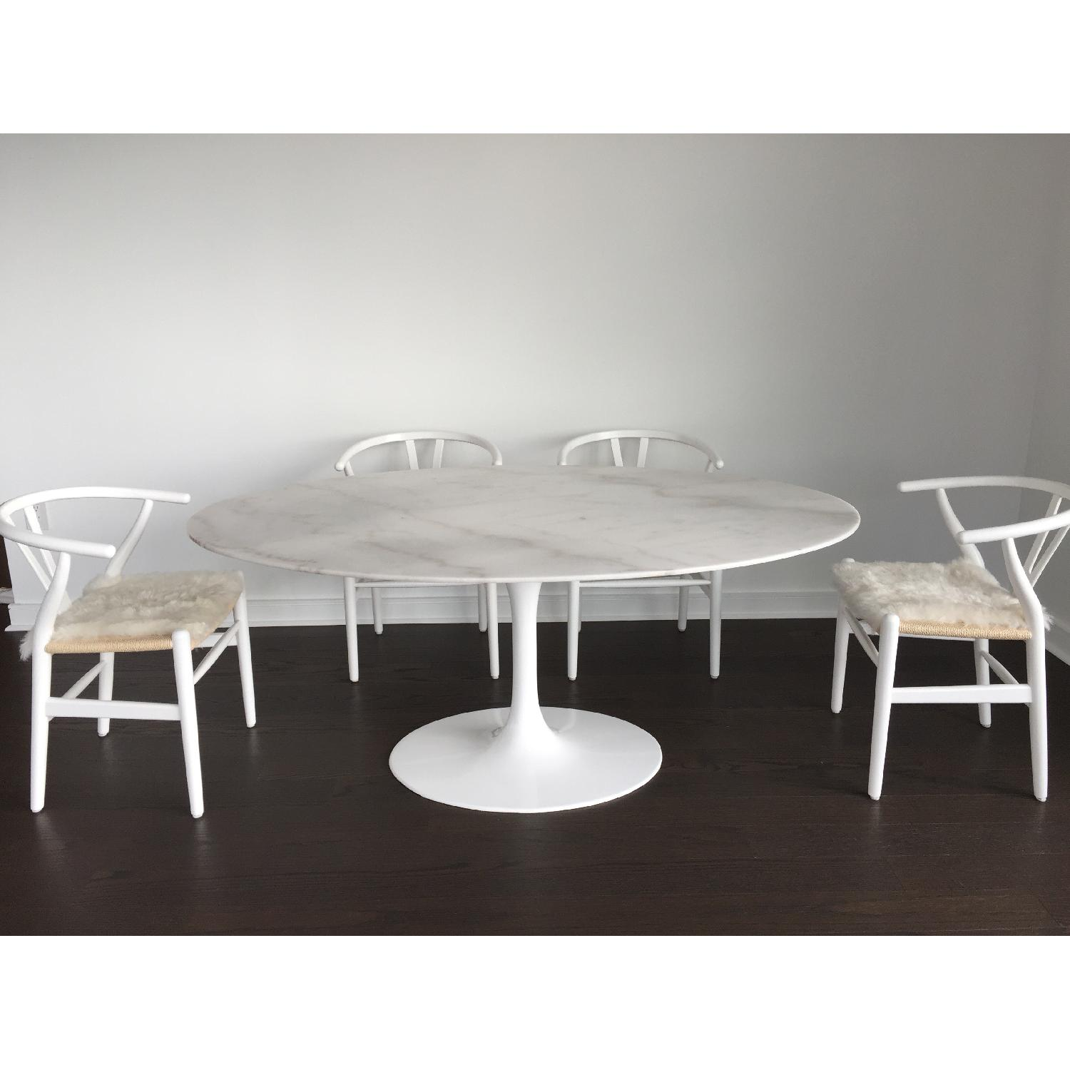 Rove Concepts Oval Tulip Table - image-1