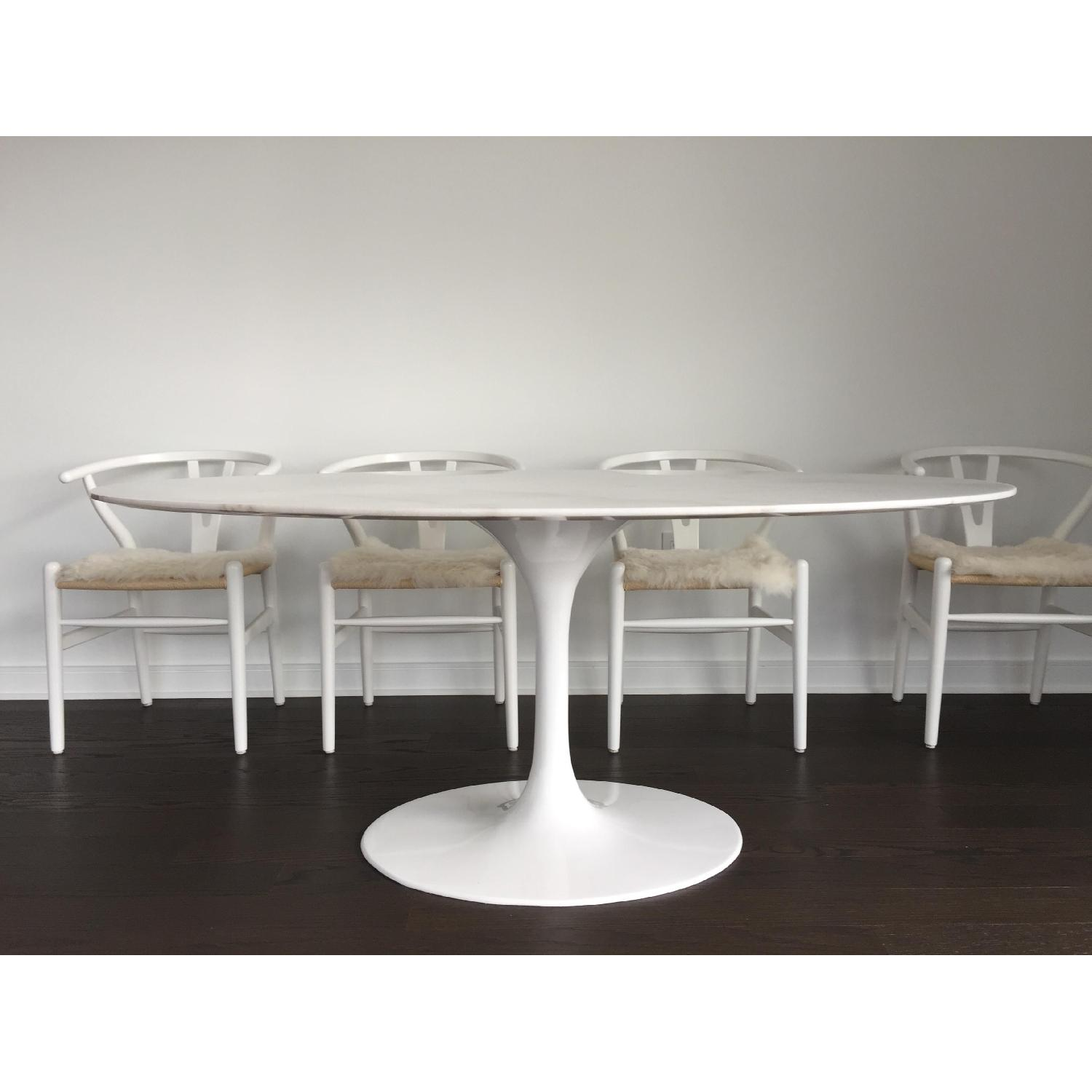 Rove Concepts Oval Tulip Table - image-3