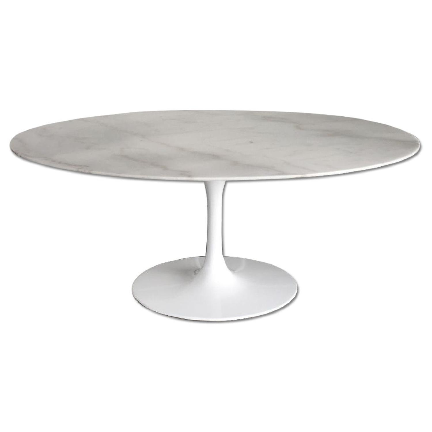 Rove Concepts Oval Tulip Table - image-0