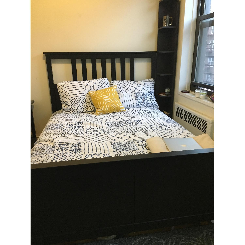 Ikea Hemnes Full Size Bed Frame - image-1