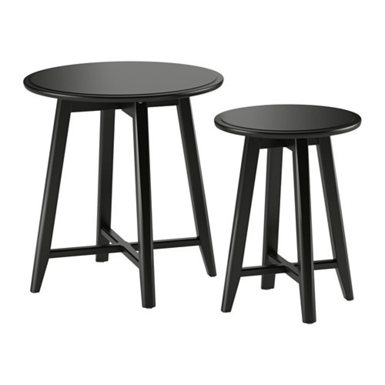 Ikea Kragsta Nesting Tables - image-3