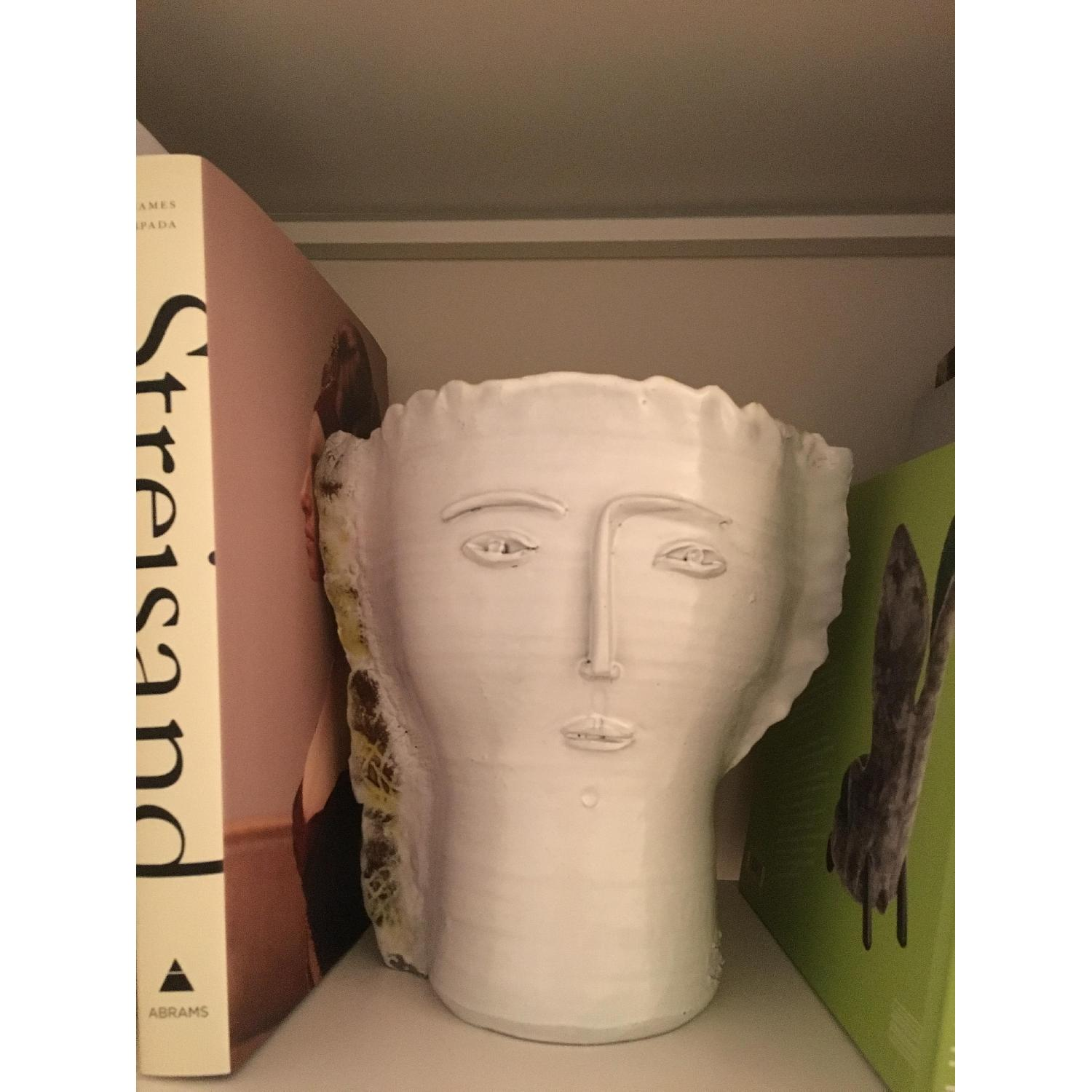 60's Cloutier Collectable Ceramic Vase - image-2