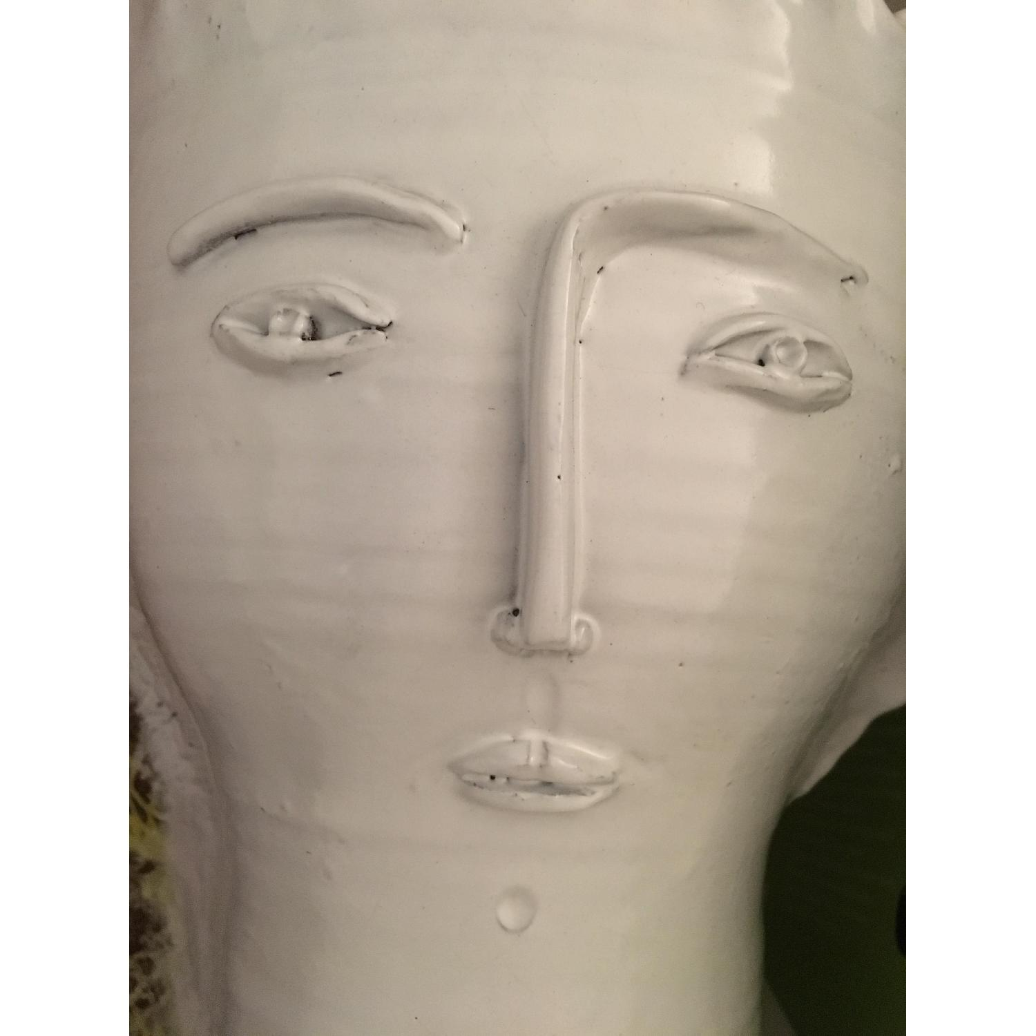 60's Cloutier Collectable Ceramic Vase - image-6