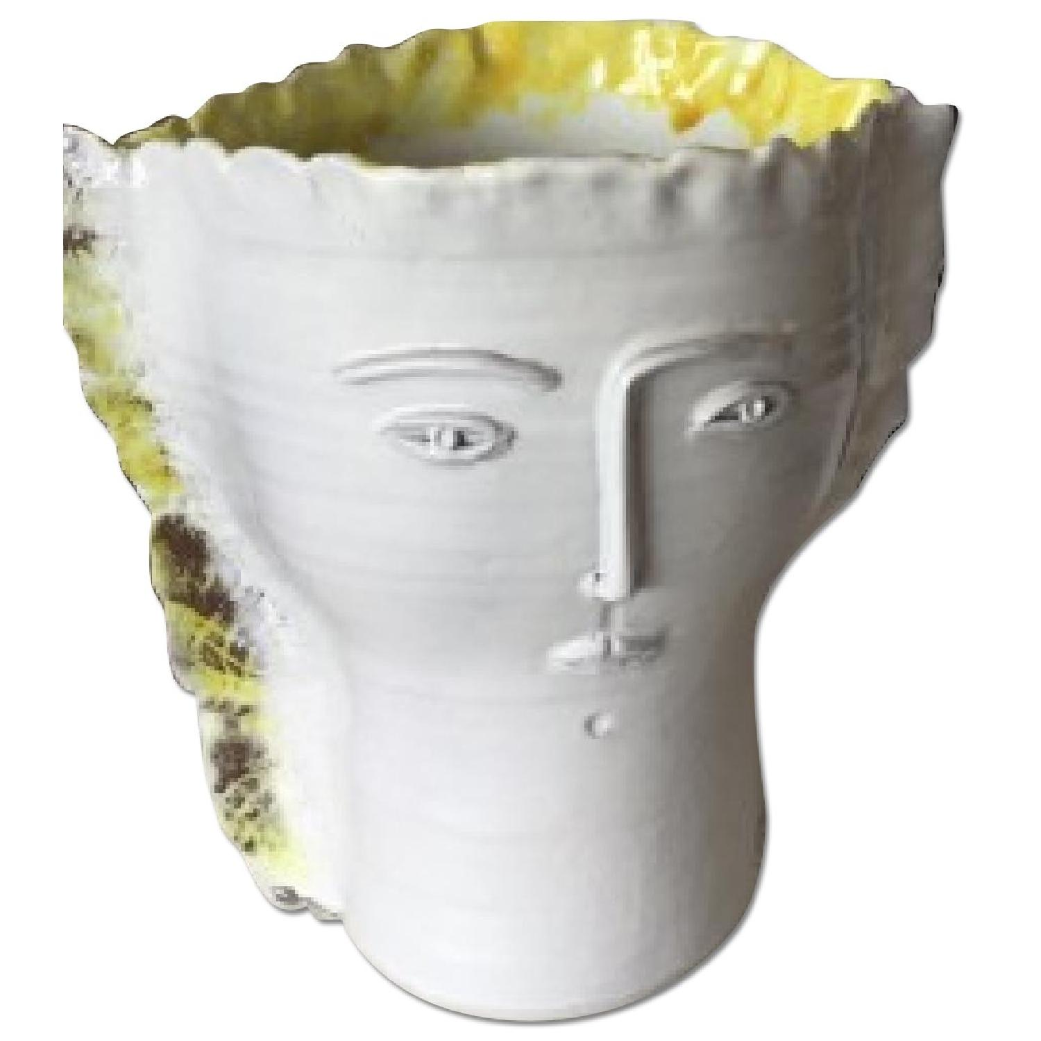 60's Cloutier Collectable Ceramic Vase - image-0