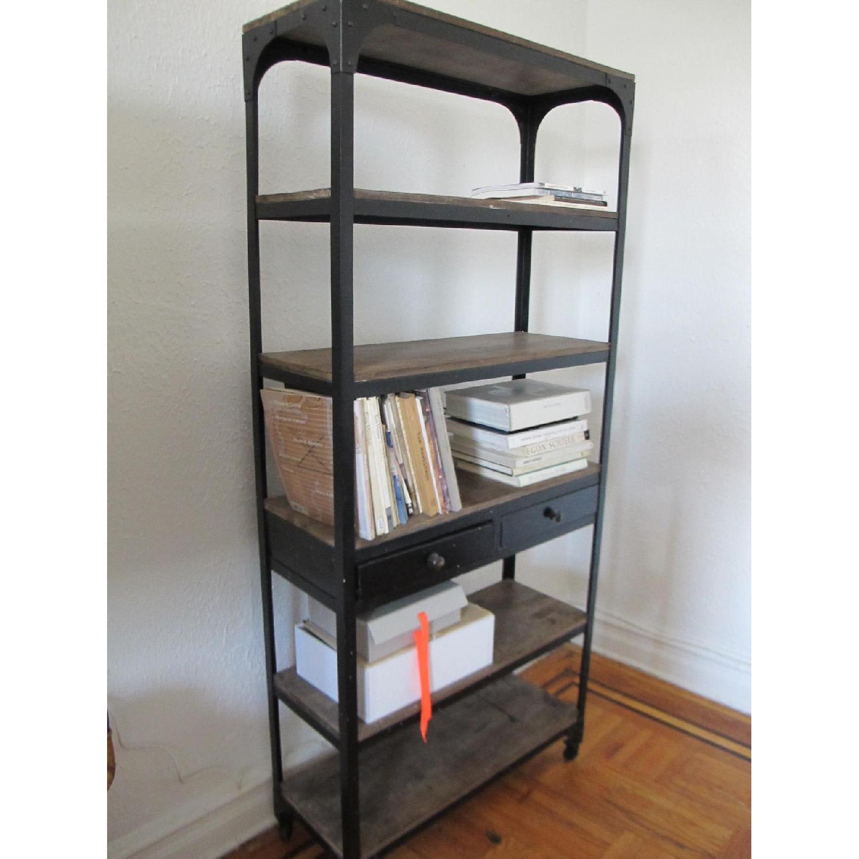 Anthropologie Decker 5 Shelf Bookself - image-2
