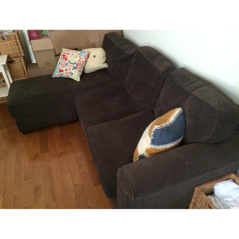 3 Seat Sofa w/ Chaise - image-1