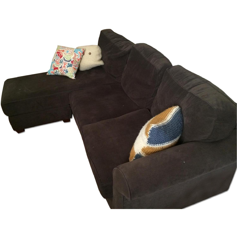 3 Seat Sofa w/ Chaise - image-0