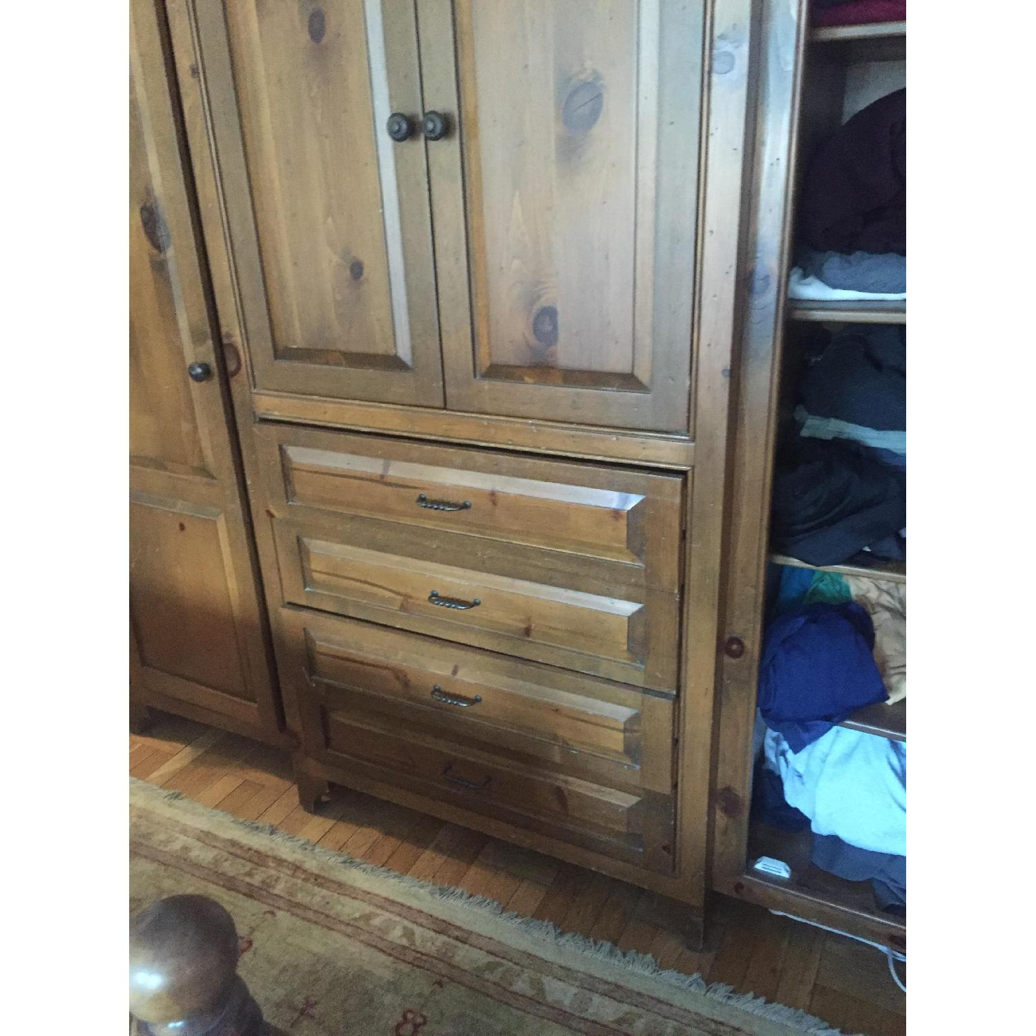 Custom Made Armoire - image-1