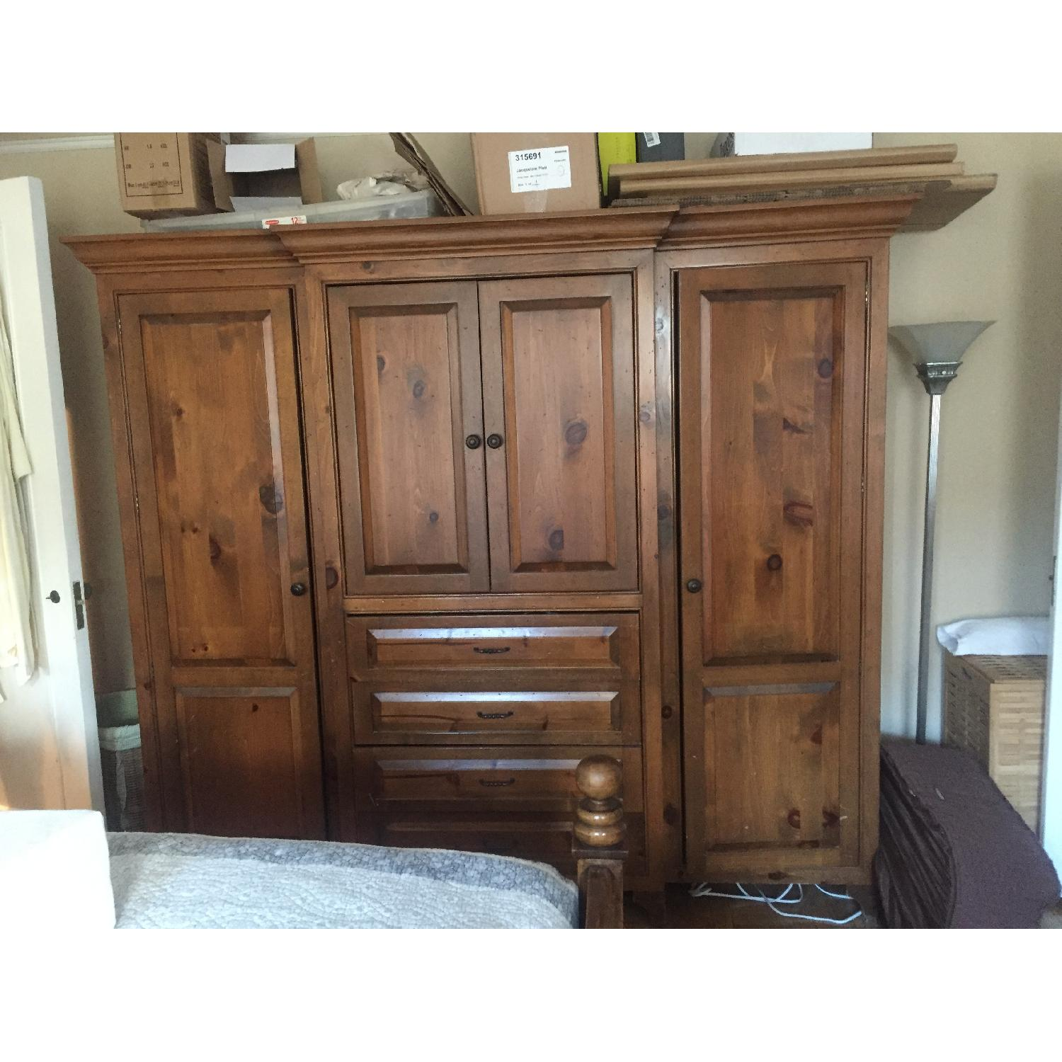 Custom Made Armoire - image-3
