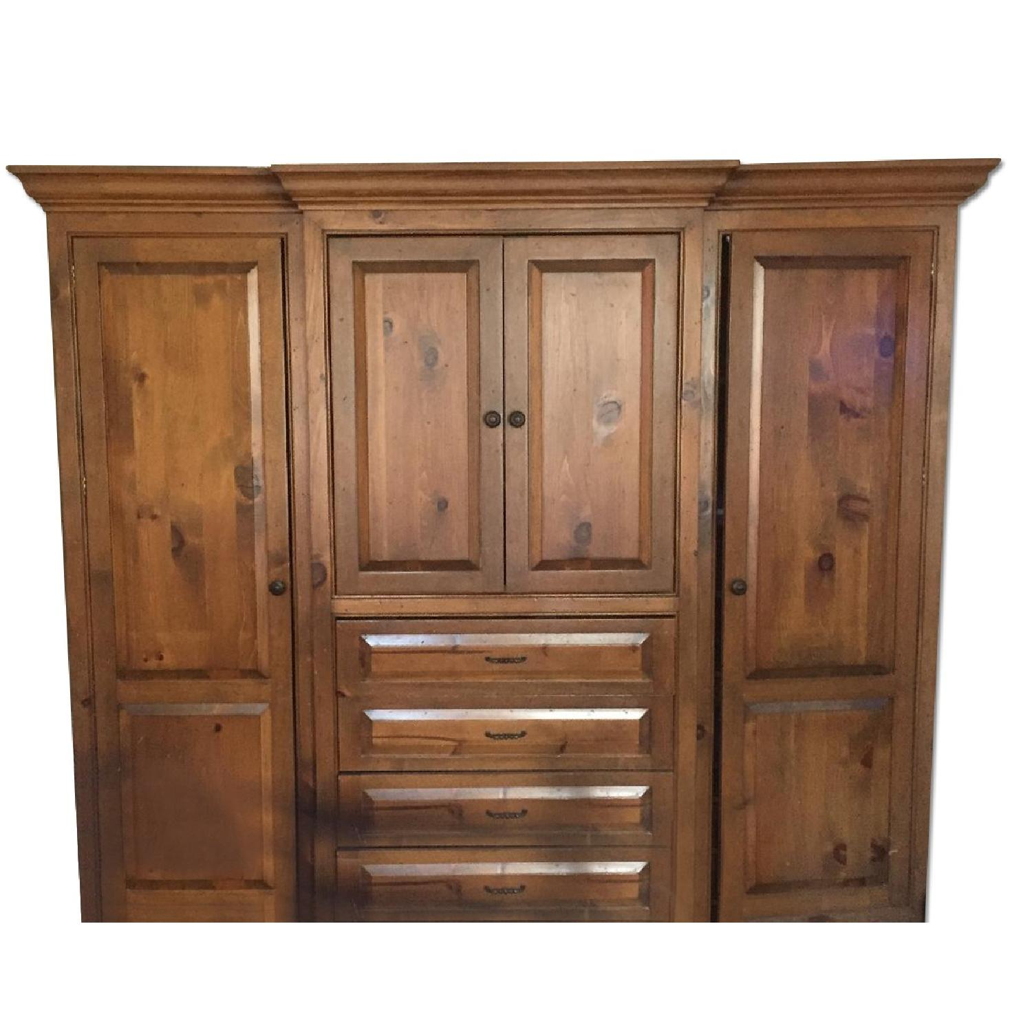 Custom Made Armoire - image-4