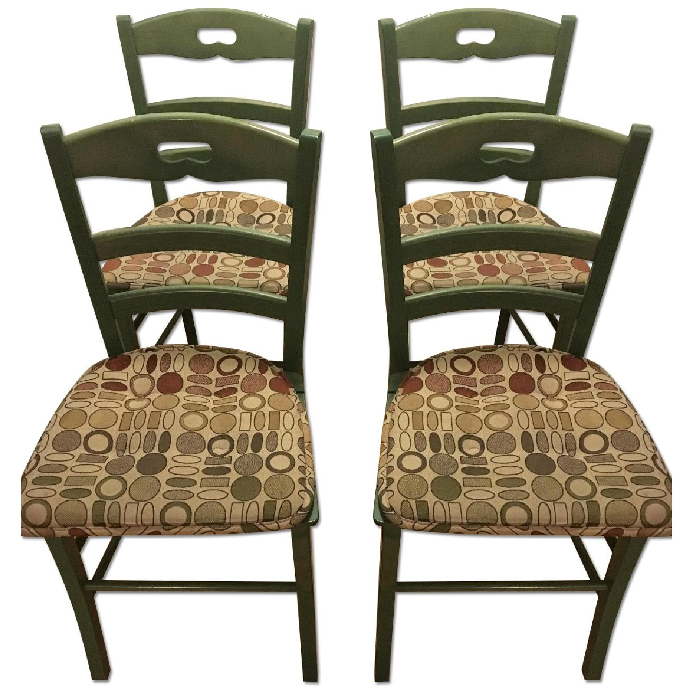 Italian Dining Chairs - image-0