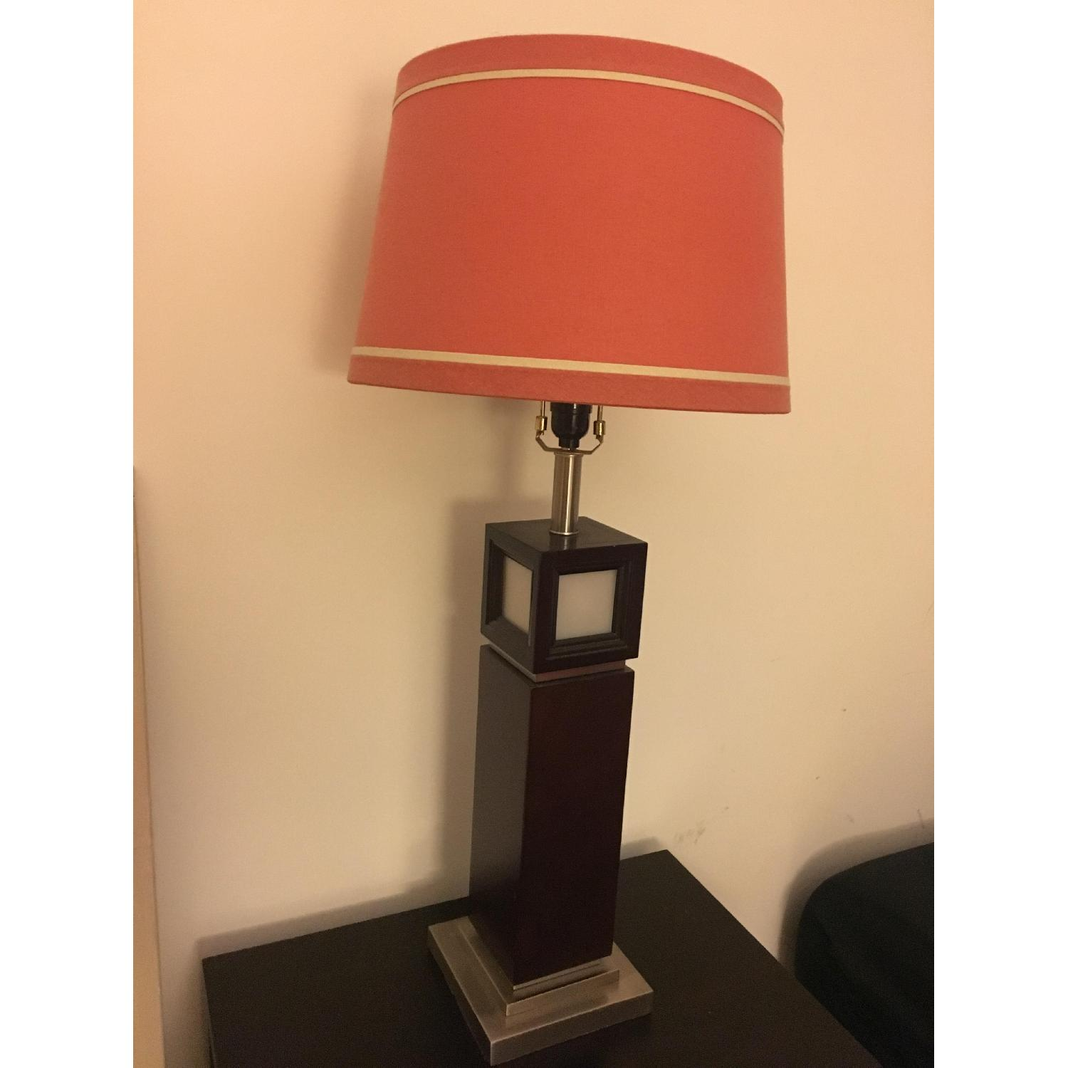West Elm Table Lamp - image-2