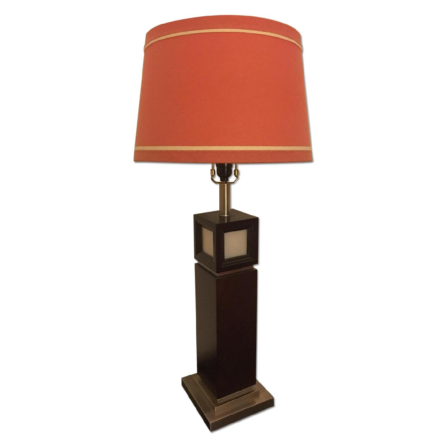 West Elm Table Lamp - image-0
