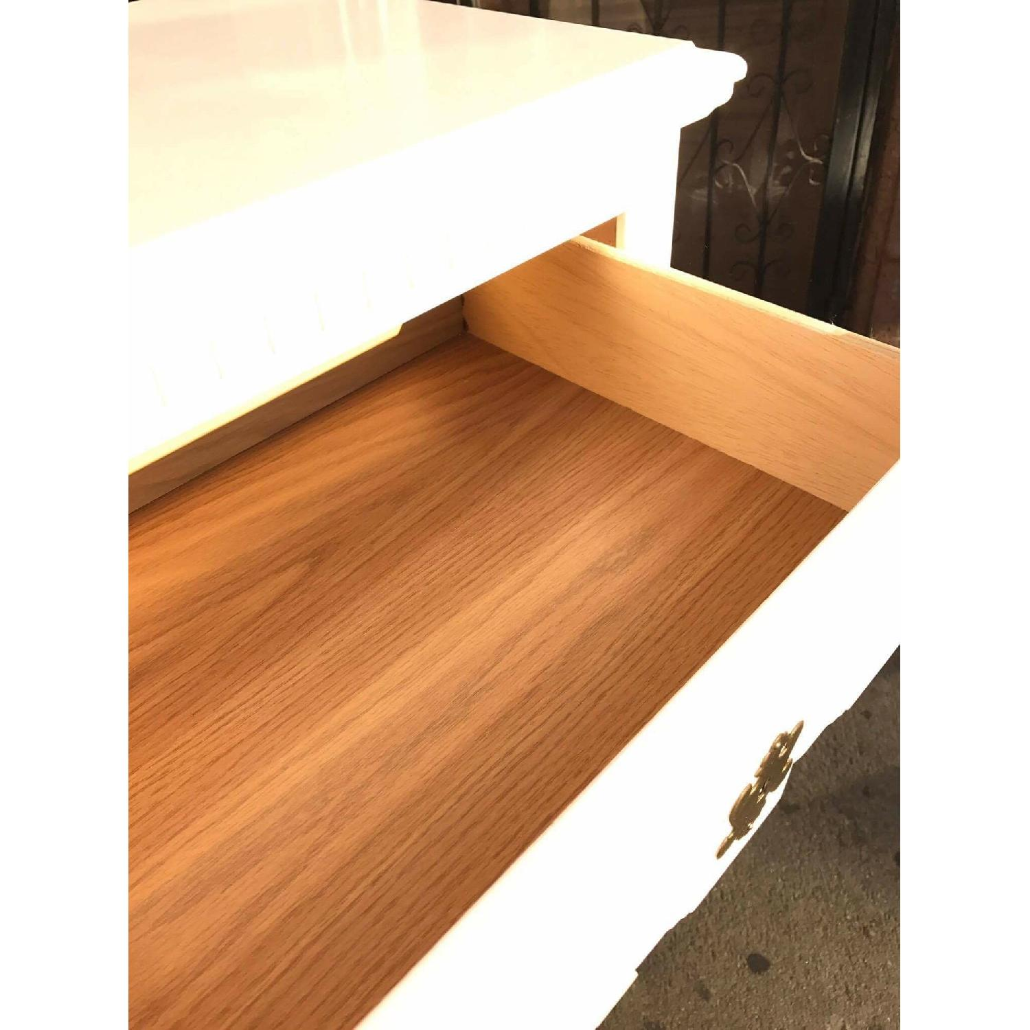 White Chest of Drawers - image-8