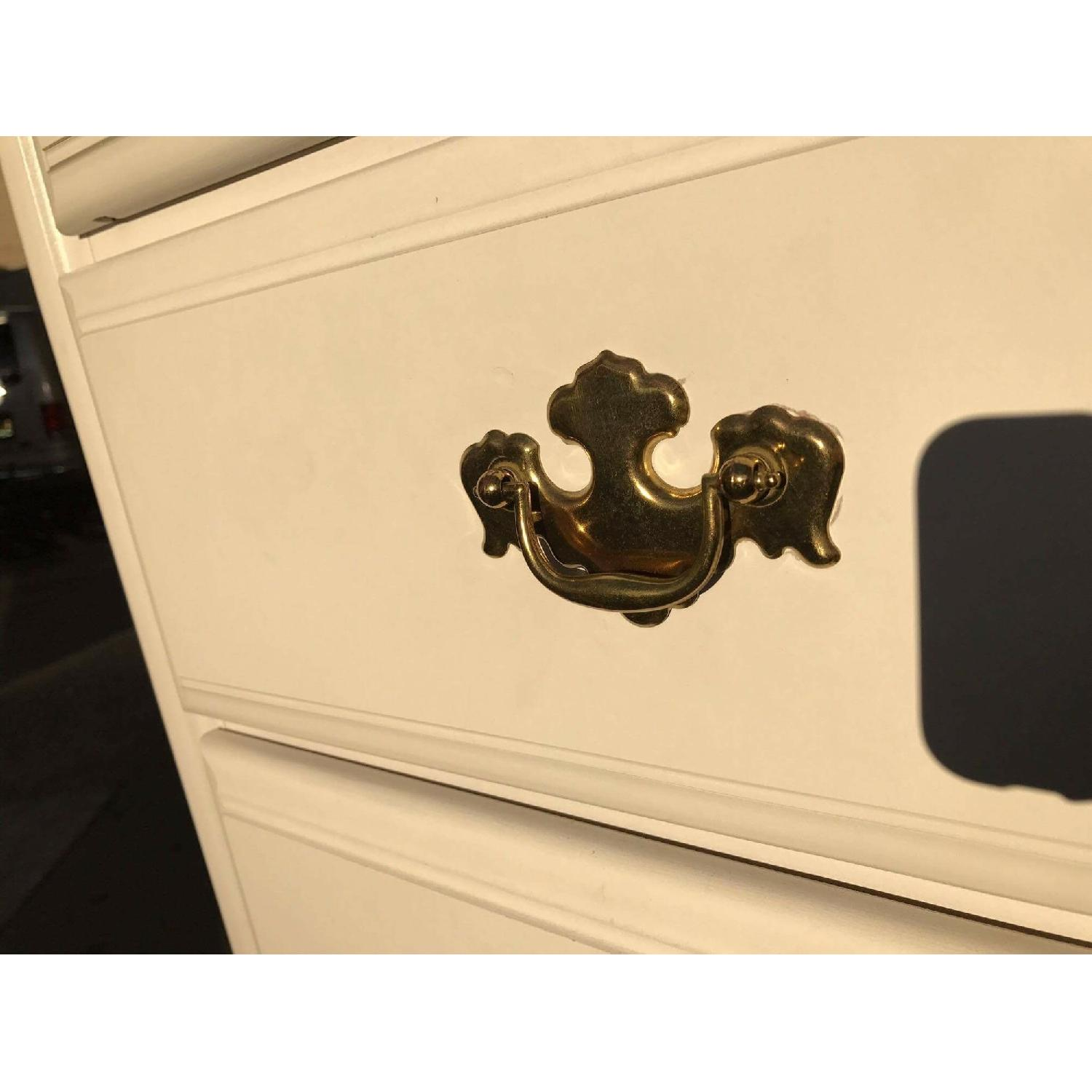 White Chest of Drawers - image-9