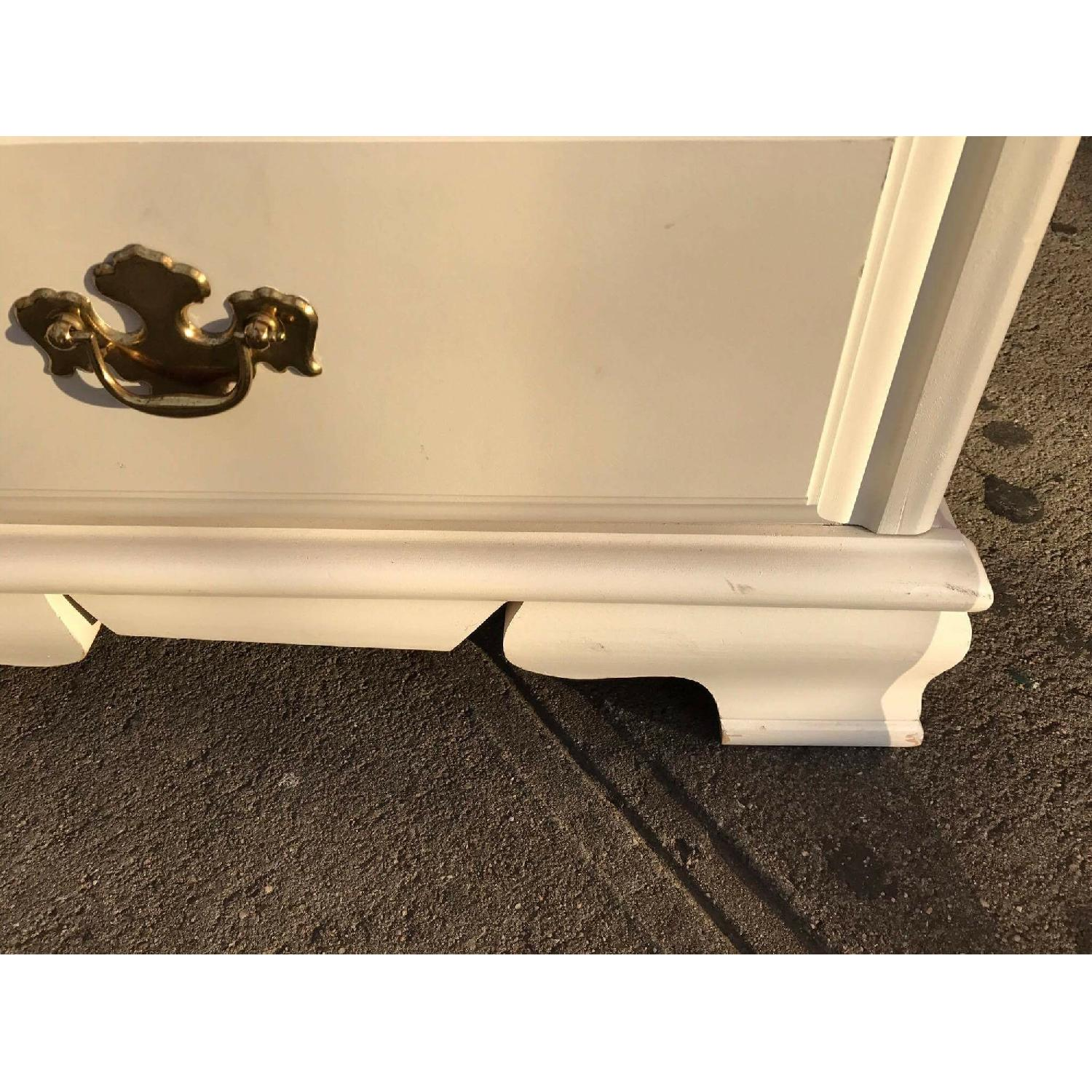White Chest of Drawers - image-14