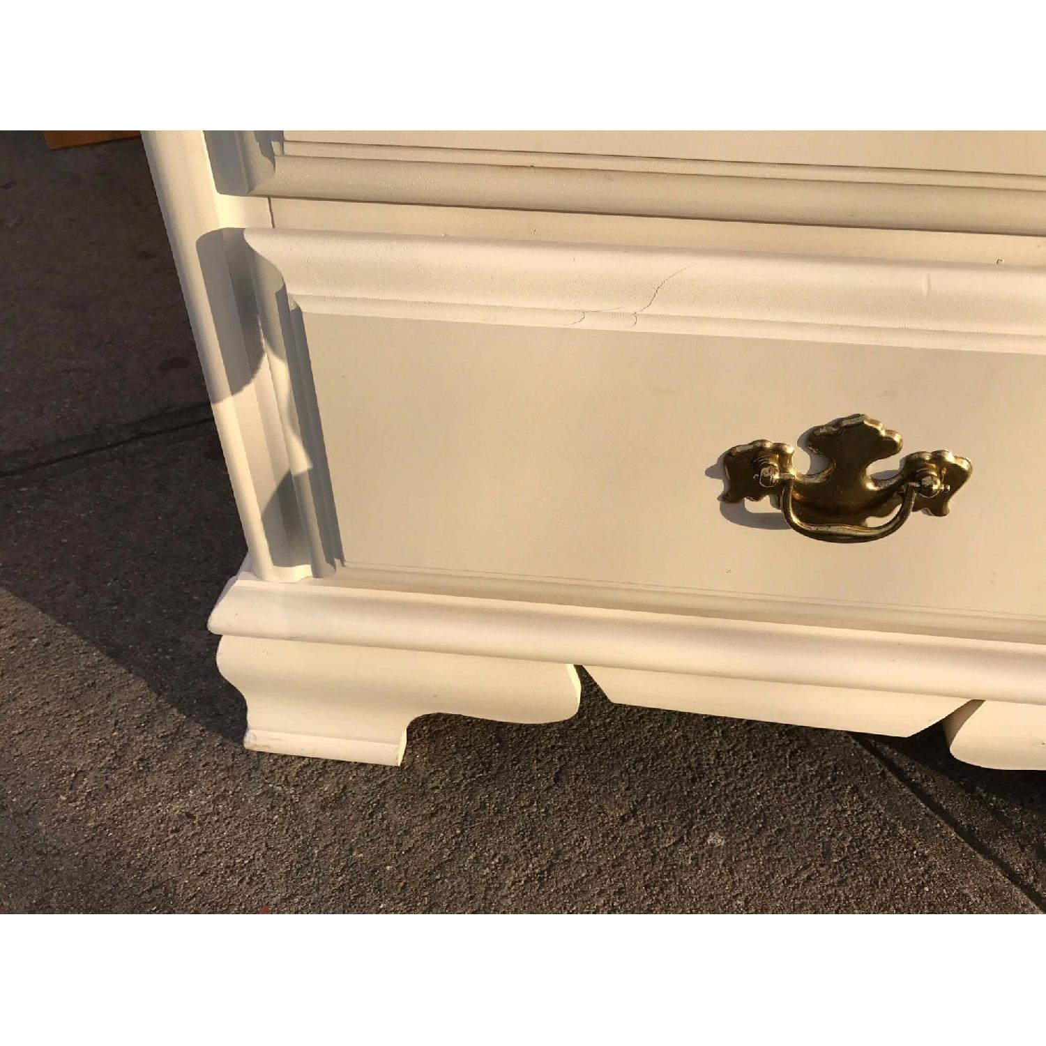 White Chest of Drawers - image-15