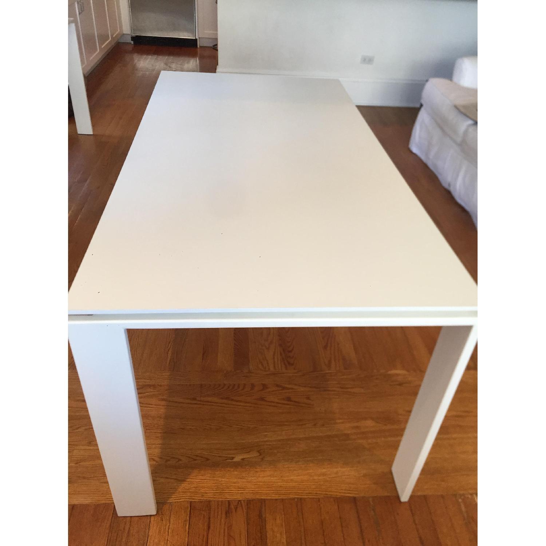 Kartell Four Table/Desk in White - image-2