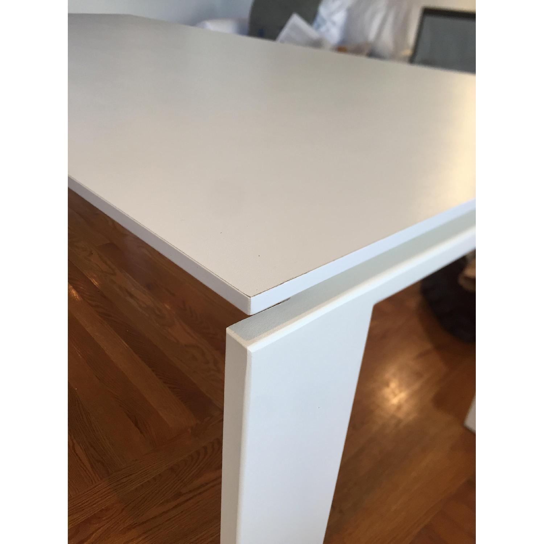 Kartell Four Table/Desk in White - image-3