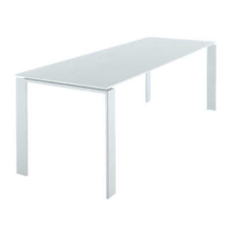 Kartell Four Table/Desk in White - image-4