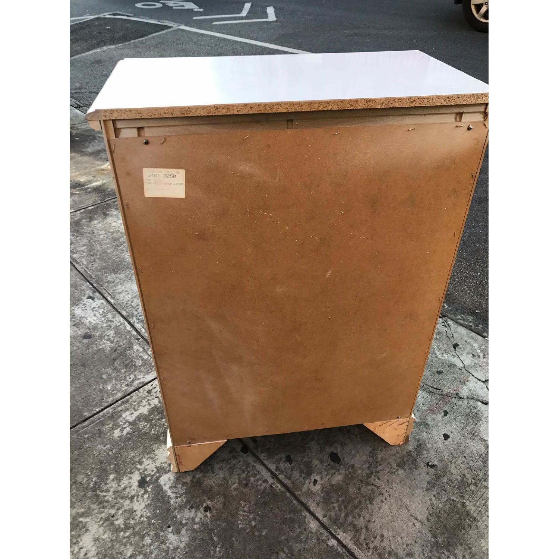 Bassett Vintage White Dresser - image-4