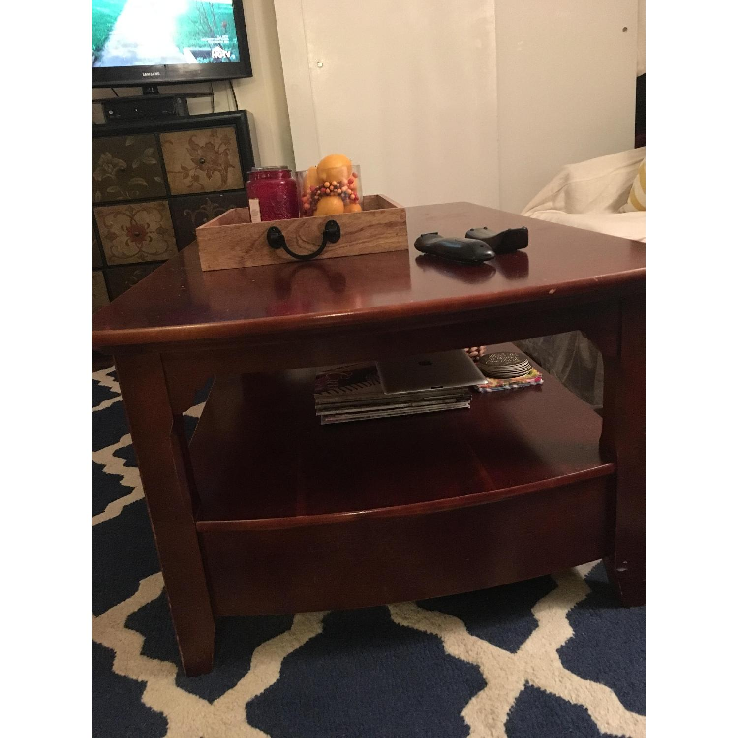 Ethan Allen Coffee Table - image-3